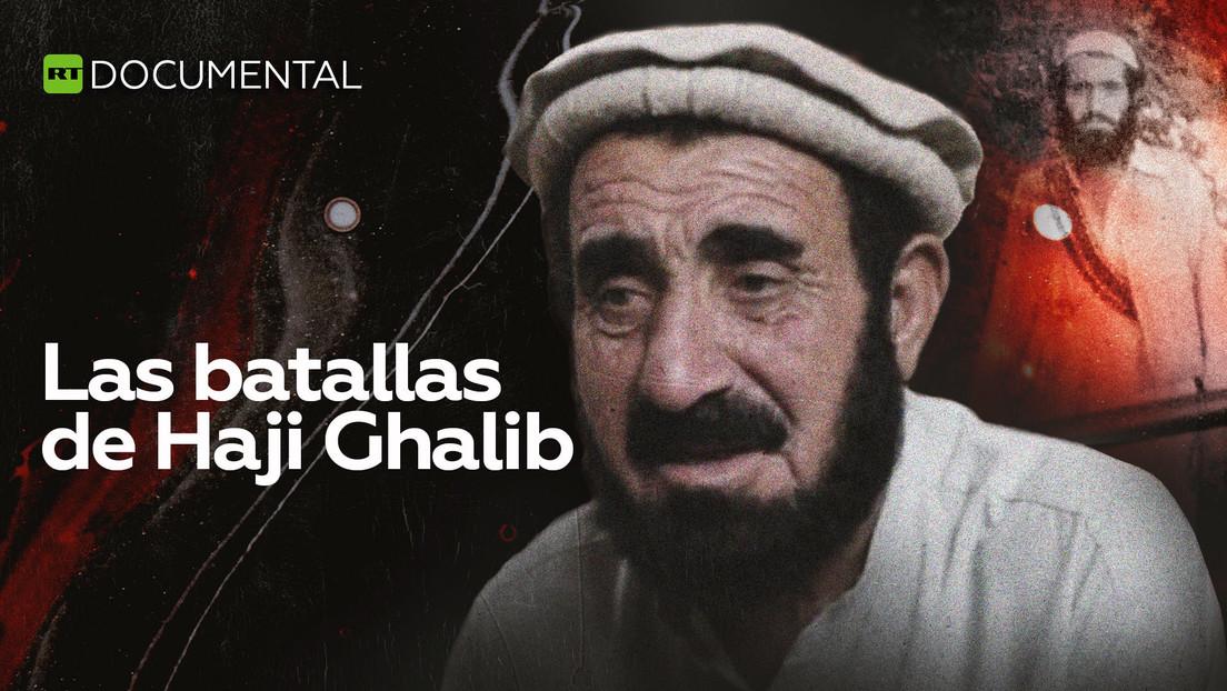 """Haji Ghalib, el afgano que fue torturado en Guantánamo y luchó contra el Estado Islámico: """"Me arrepiento de apoyar a EE.UU."""""""