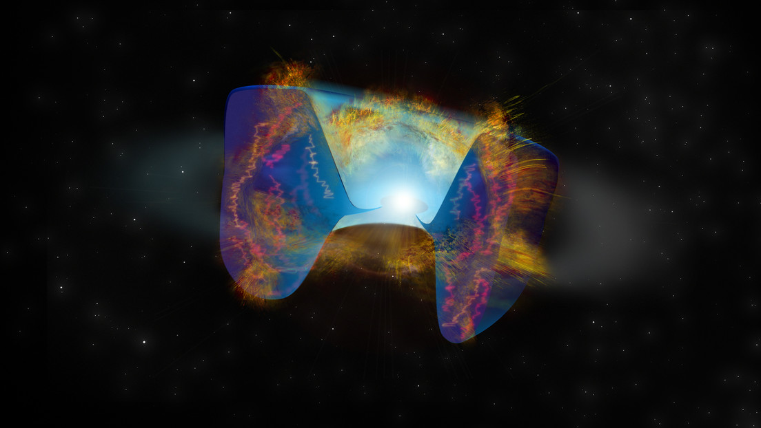 Astrónomos reconstruyen por primera vez la 'danza de la muerte' de las estrellas que desencadena la explosión de una supernova