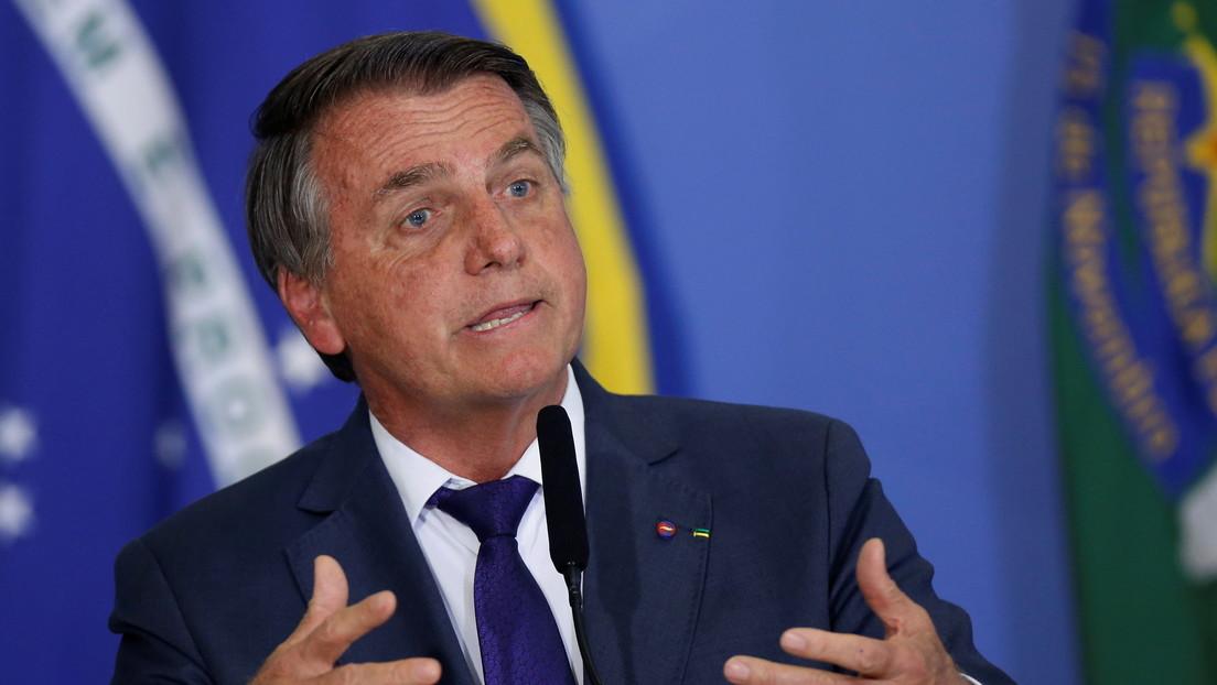 """Bolsonaro amenaza a dos jueces de la Corte Suprema en Brasil y les da un """"ultimátum"""""""