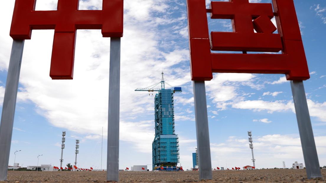 China planea construir una nave espacial de un kilómetro de largo