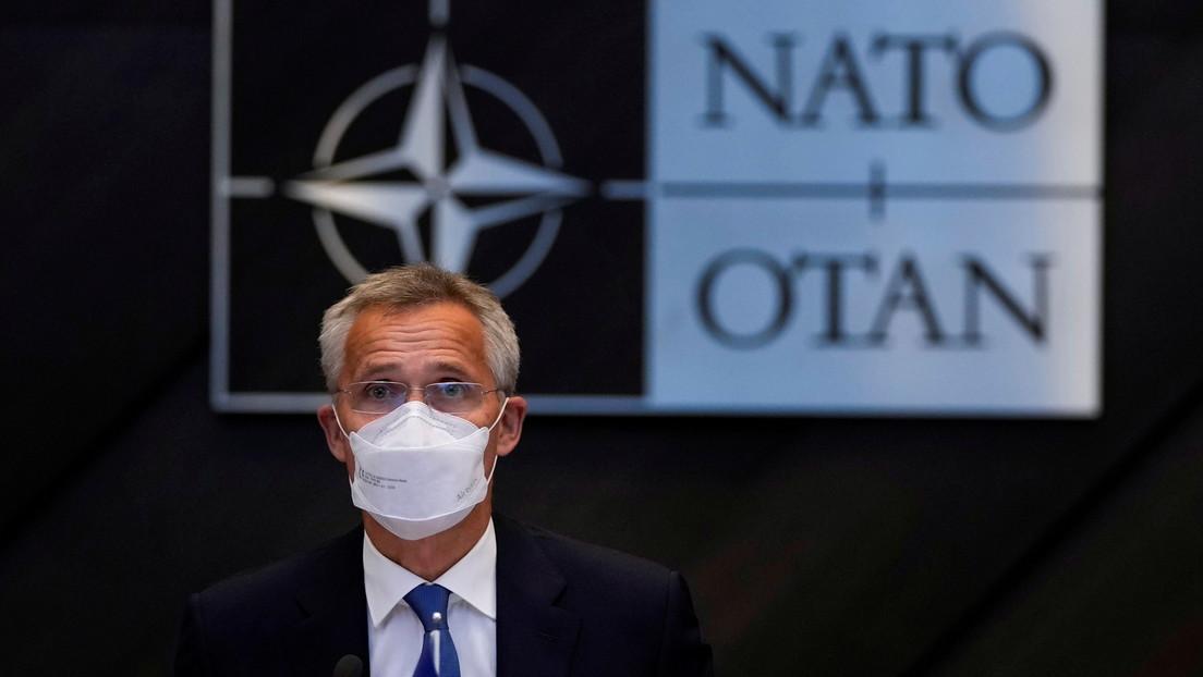 """El Ejército europeo podría """"dividir a Europa"""", asevera el secretario general de la OTAN"""
