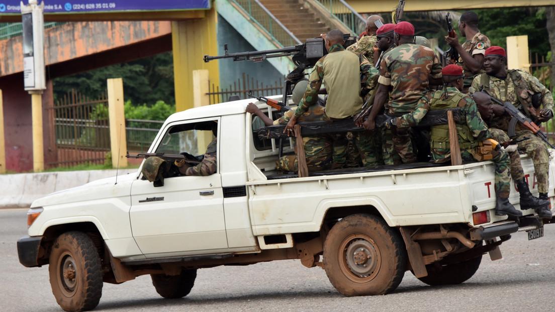 Tiroteo y militares en las calles: reportan un intento de golpe de Estado en Guinea