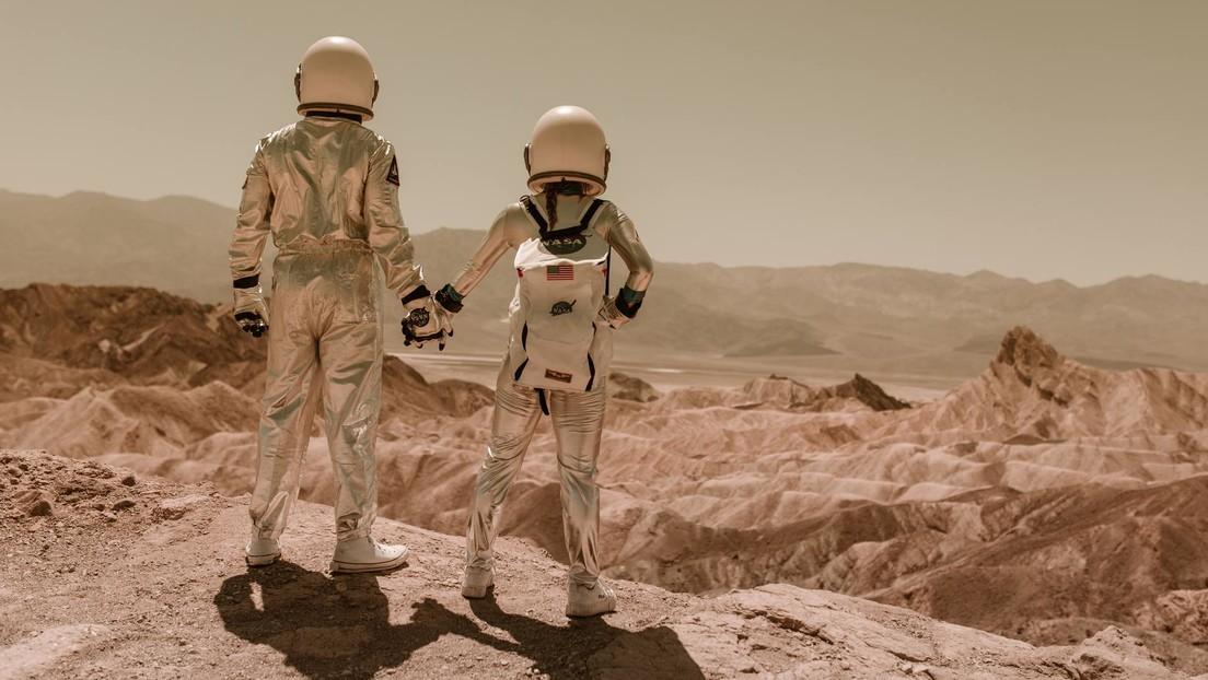 Científicos calculan cuánto tiempo podrá pasar una persona en Marte