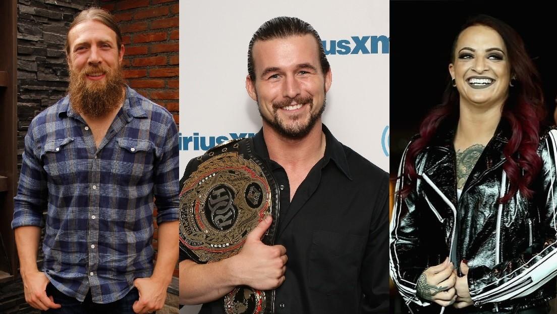 No solo excampeones de la WWE: Adam Cole, Bryan Danielson y otras estrellas enloquecen a los fanes al debutar en la AEW en una sola noche