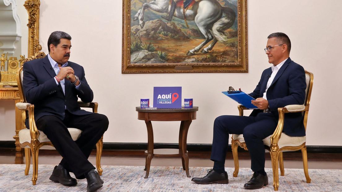 """""""Juan Guaidó está aplastado"""": El balance de Maduro sobre el proceso de negociación con la oposición"""