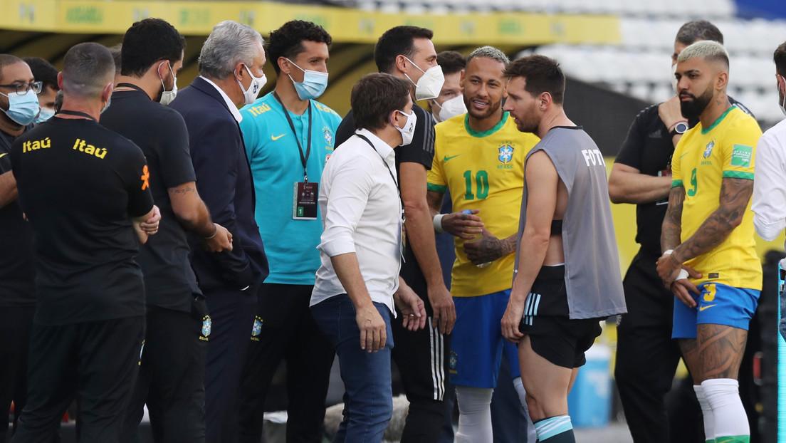 """Experto, sobre la suspensión del Brasil-Argentina: """"Es un bochorno tan grande que nadie sabe qué es lo que va a pasar a partir de ahora"""""""