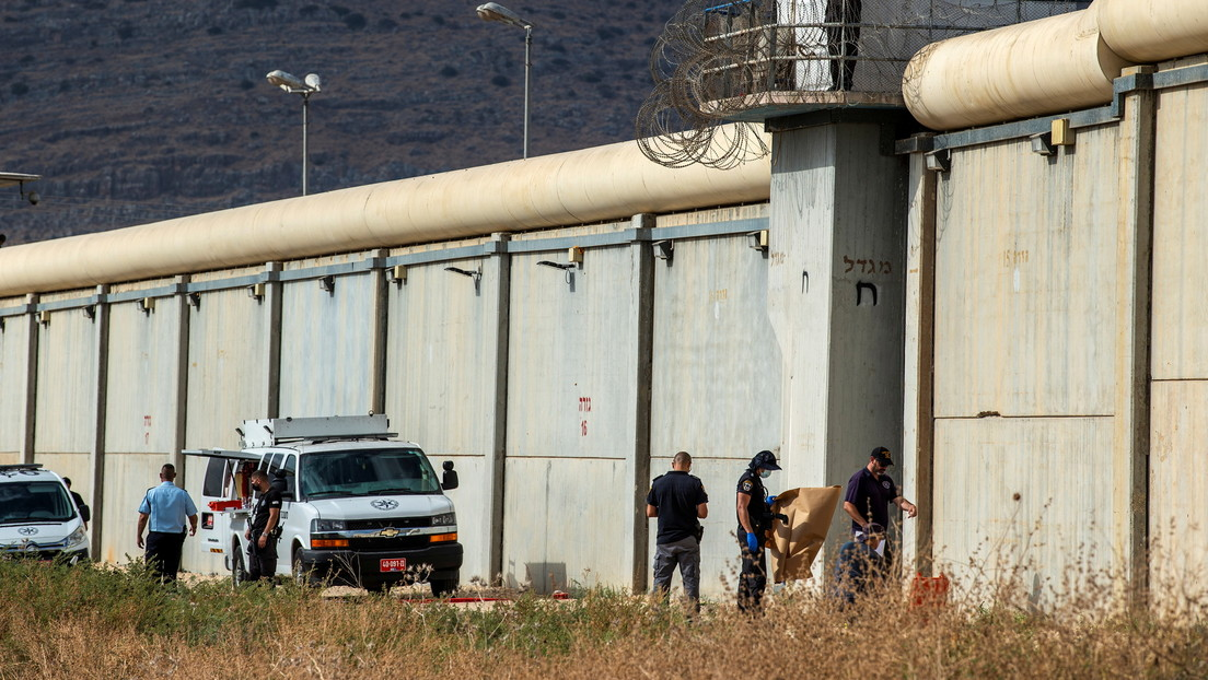 6 prisioneros palestinos escapan de una cárcel de máxima seguridad israelí a través de un túnel que cavaron con una cuchara