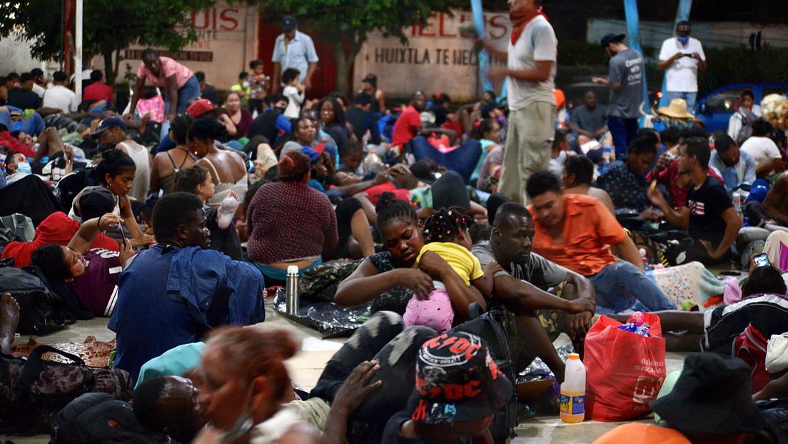 México anuncia el rescate de más de 750 migrantes centroamericanos que estaban retenidos o secuestrados