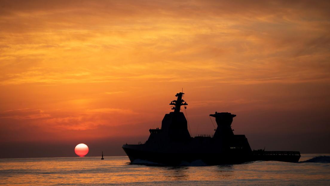 """Irán celebra su """"histórica"""" misión naval en el océano Atlántico, donde están presentes """"las potencias arrogantes"""""""