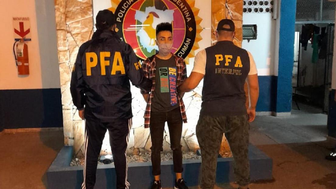 Capturan en Argentina al 'asesino del Grindr', acusado de matar con más de 40 puñaladas a un puertorriqueño en Madrid