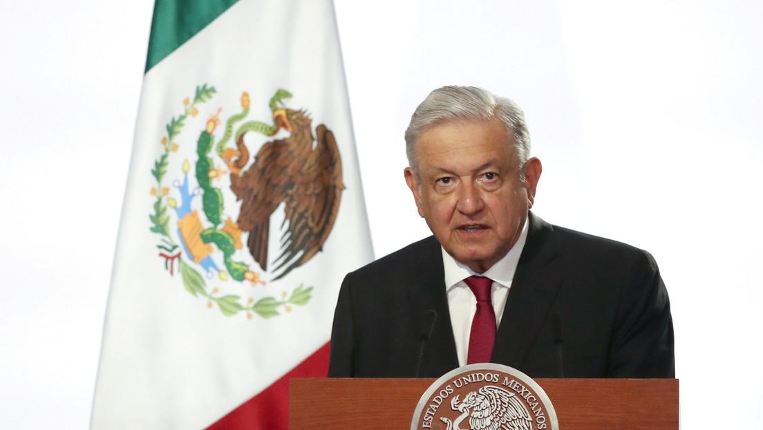 López Obrador se dirige al pueblo mexicano tras el sismo que se sintió en el centro y sur del país
