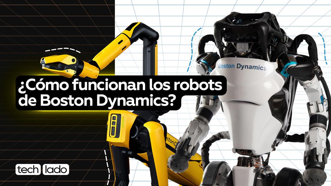 Boston Dynamics explica cómo el robot Atlas decide sus propias acciones para hacer 'parkour'