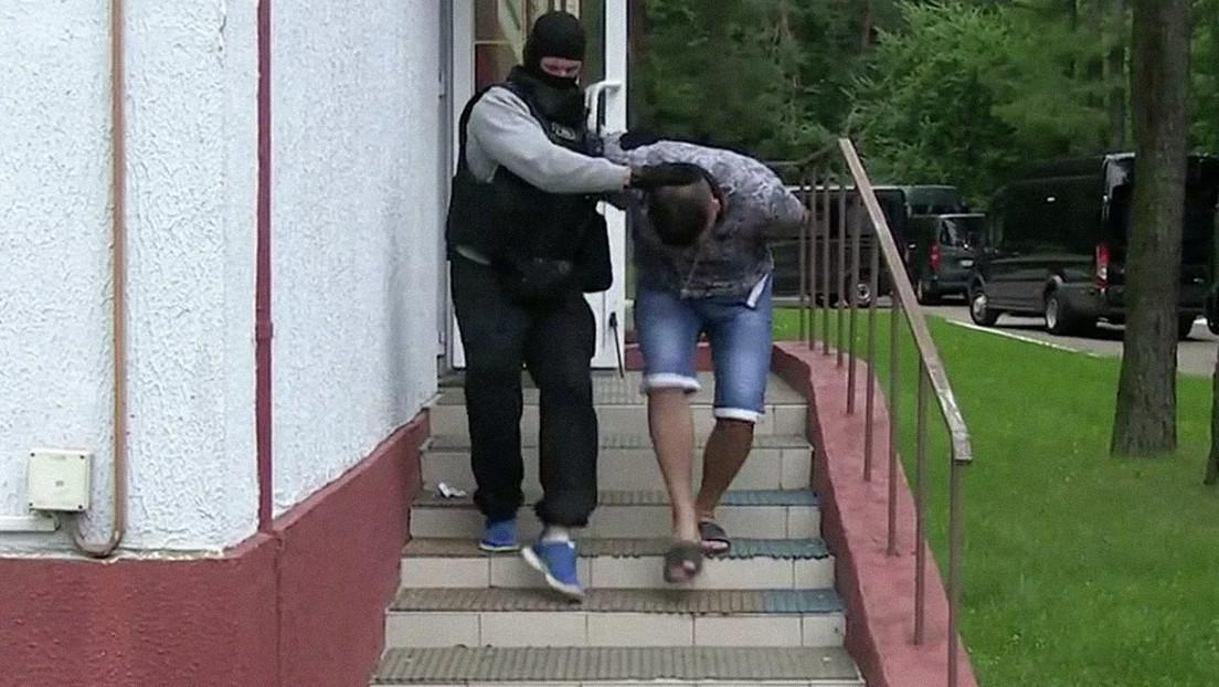 La CNN reporta que EE.UU. ayudó a Ucrania a organizar la detención de 33 rusos que al final fueron arrestados en Bielorrusia en el 2020