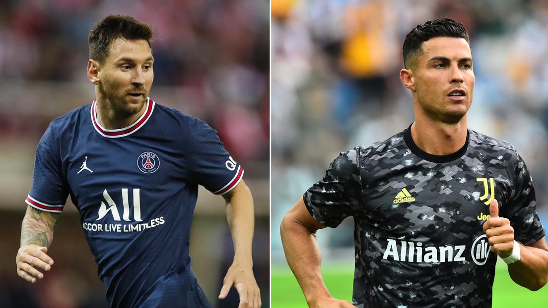 ¿CR7 o Messi? El algoritmo de un matemático de Oxford resuelve quién es el mejor jugador de fútbol de todos los tiempos