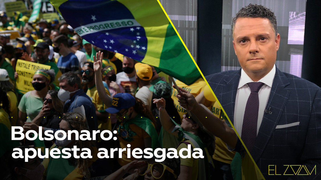 Bolsonaro: apuesta arriesgada