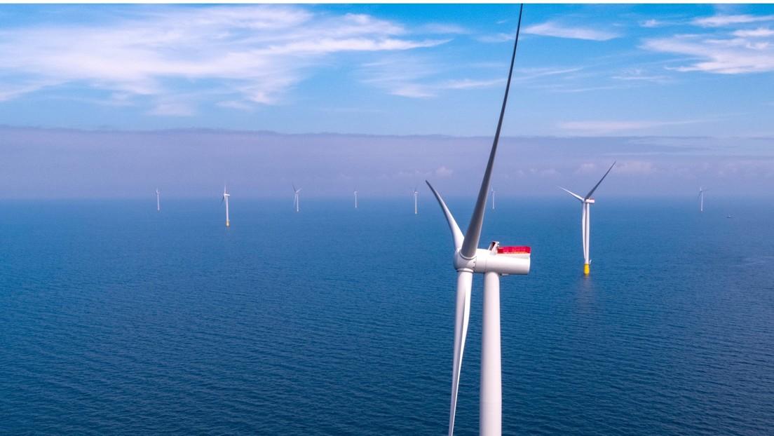 El príncipe Federico de Dinamarca inaugura el parque eólico marino más grande de su país y de toda Escandinavia