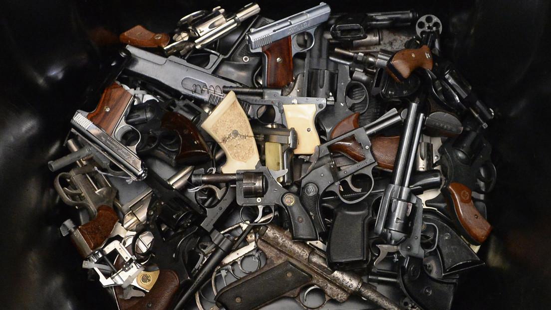 Instagram se ha convertido en un plataforma para el comercio de armas y la guerra entre pandillas en EE.UU., revela un seguimiento