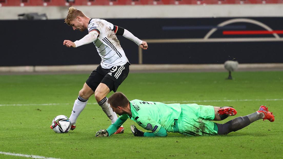 VIDEO: El futbolista alemán Timo Werner falla una increíble opción de gol y vuelve a ser noticia por su mala puntería