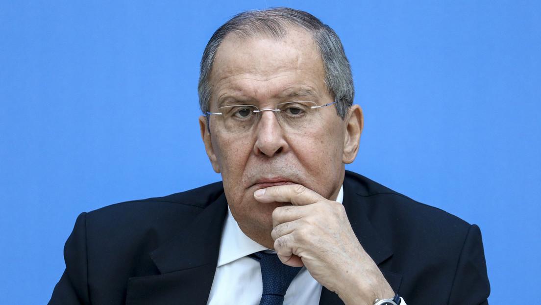 """Lavrov: """"El efecto de la vacuna contra el virus del nazismo que supuso la victoria en la II Guerra Mundial está disminuyendo en algunos países"""""""