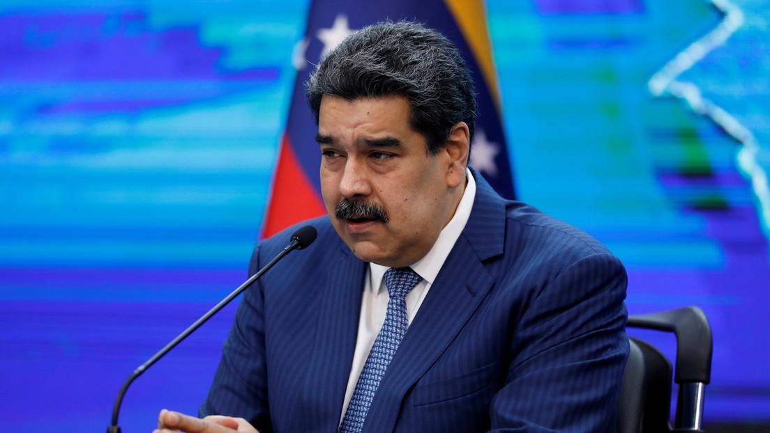 """Maduro acusa a Duque y a un sector de EE.UU. y del 'guaidocismo' de buscar """"reventar"""" el diálogo entre su Gobierno y la oposición"""