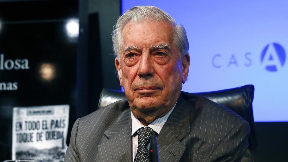 Mario Vargas Llosa habla sobre el acoso sexual que sufrió de niño por parte de un religioso y que provocó su alejamiento de la Iglesia