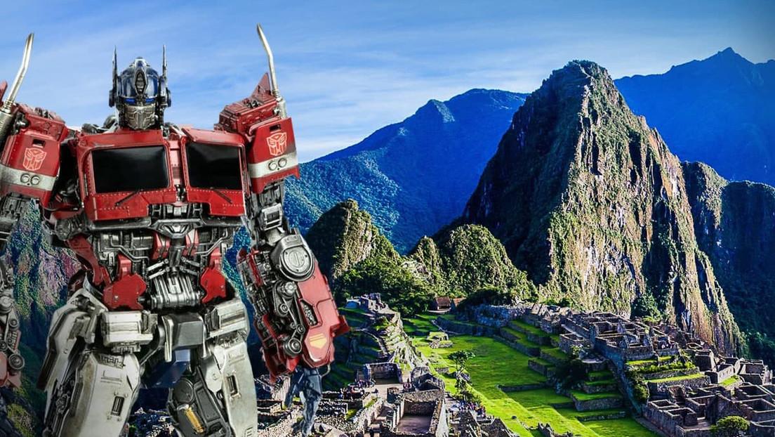 """""""A Machu Picchu no va a ingresar ningún robot"""": La advertencia de un funcionario ante el rodaje de la nueva película de Transformers en Cusco"""