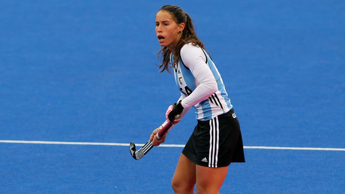 """Asaltan a la jugadora argentina de hockey Sofía Maccari y le roban la medalla olímpica: """"No puedo explicar el dolor que esto significa"""""""