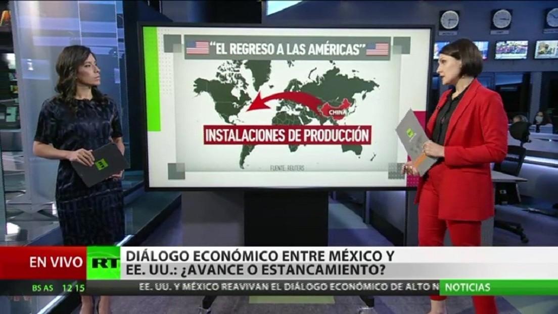 Diálogo económico entre México y EE.UU.: ¿avance o estancamiento?