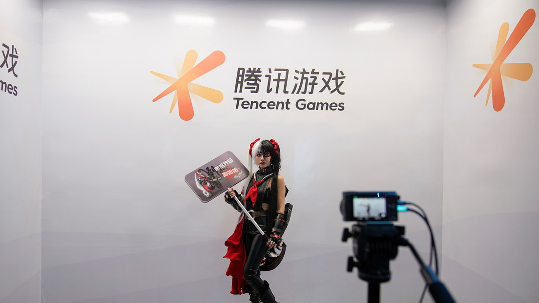 Shares of Chinese video game companies fall due to state pressure for the addiction of minors