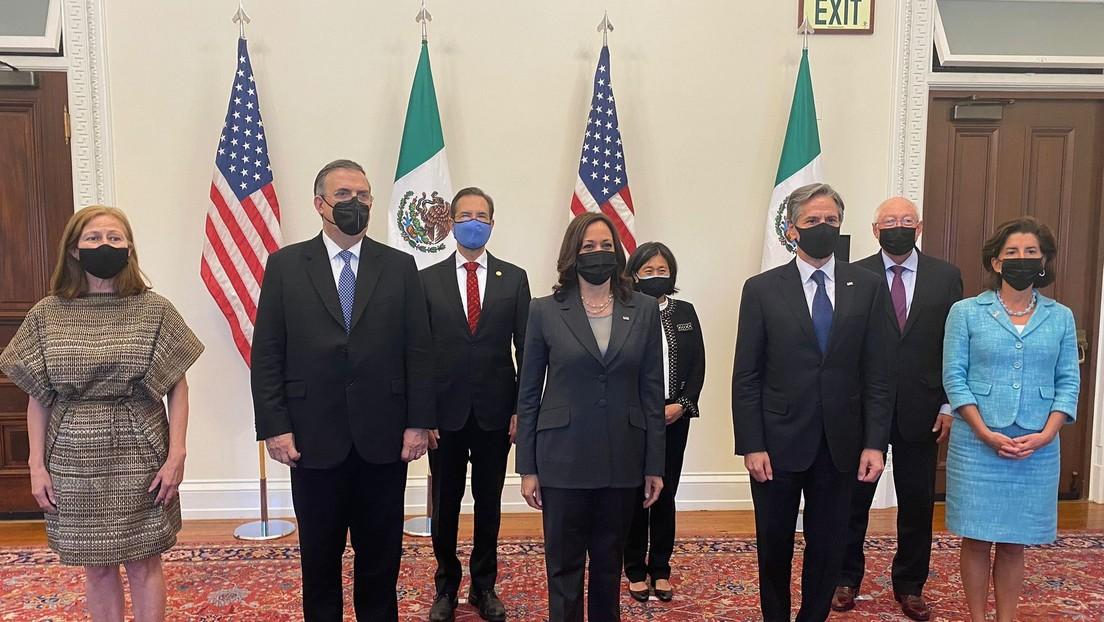 Bienestar, desarrollo y una nueva cooperación en seguridad: los temas del diálogo económico entre México y EE.UU.
