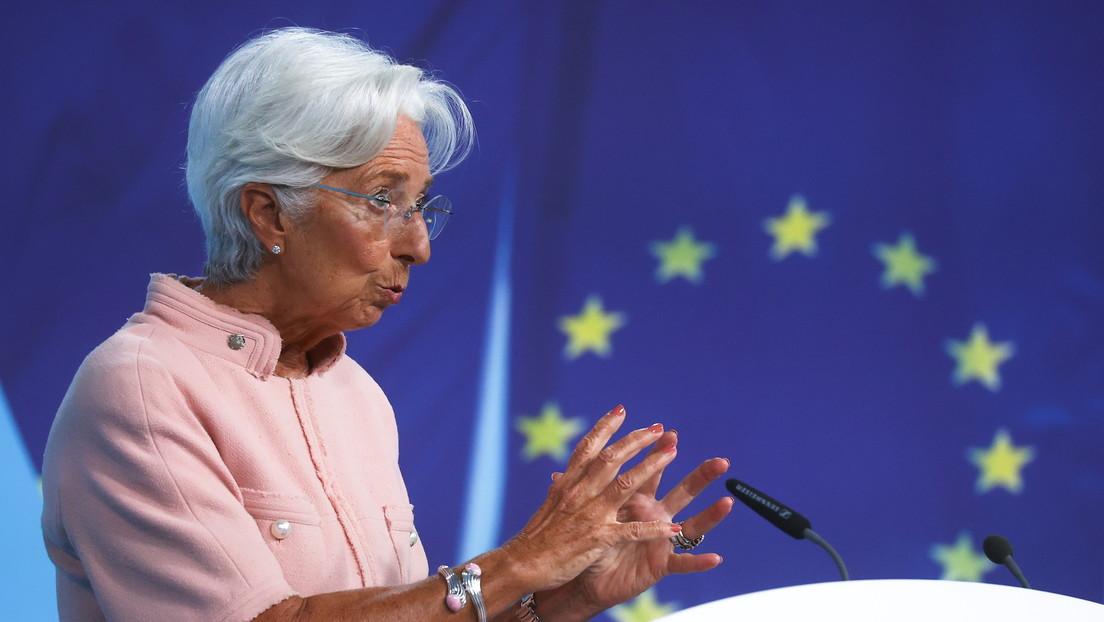 La jefa del Banco Central Europeo advierte que la variante delta del covid-19 puede retrasar la apertura plena de la economía