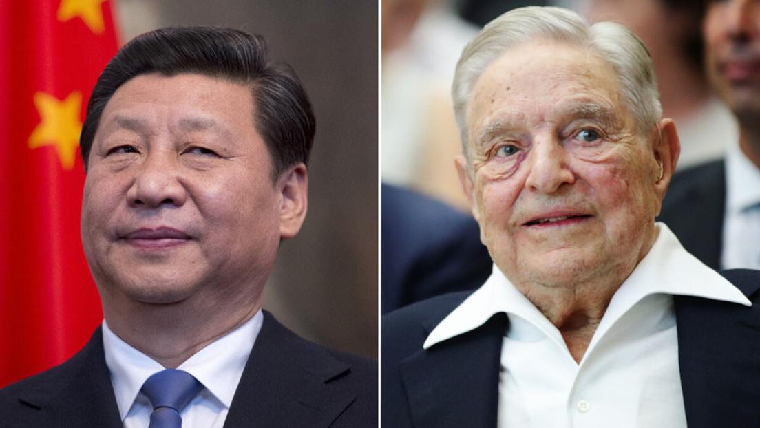 """Analista sobre George Soros y sus críticas a China: """"Está cegado por la ideología y la amargura de sus repetidos fracasos en el pasado en el país"""""""
