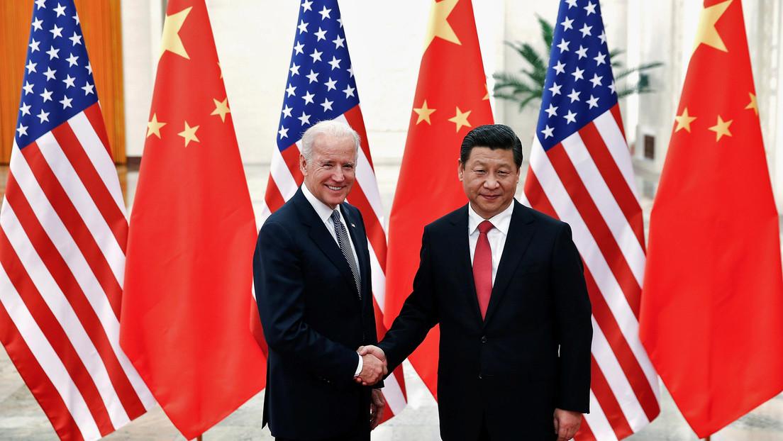 """Joe Biden y Xi Jinping discuten la responsabilidad de EE.UU. y China para """"garantizar que la competencia no se convierta en conflicto"""""""