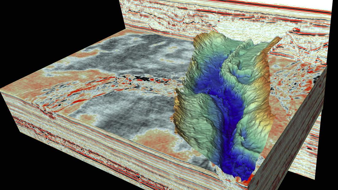 Científicos elaboran un mapa de canales de la Edad de Hielo en el fondo del mar del Norte para modelar el derretimiento de los glaciares