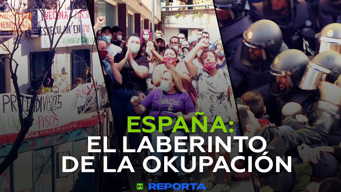 ¿Quién okupa y por qué motivos? ¿De quiénes son los inmuebles? ¿Quién sale ganando?: El laberinto de la okupación en España