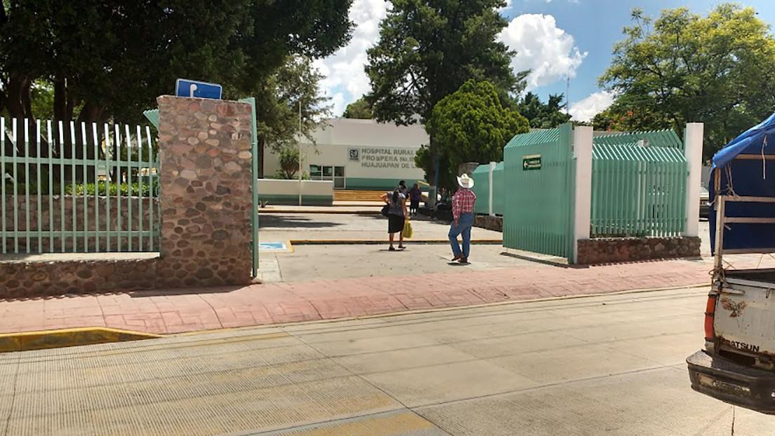 """Insólito """"error"""" en un hospital de México: en lugar del cuerpo de su bebé, les entregaron una pierna amputada"""