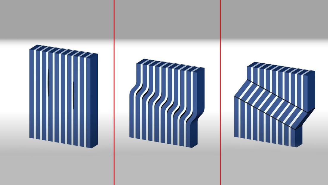 Desarrollan una cerámica capaz de cicatrizar sus grietas a temperatura ambiente