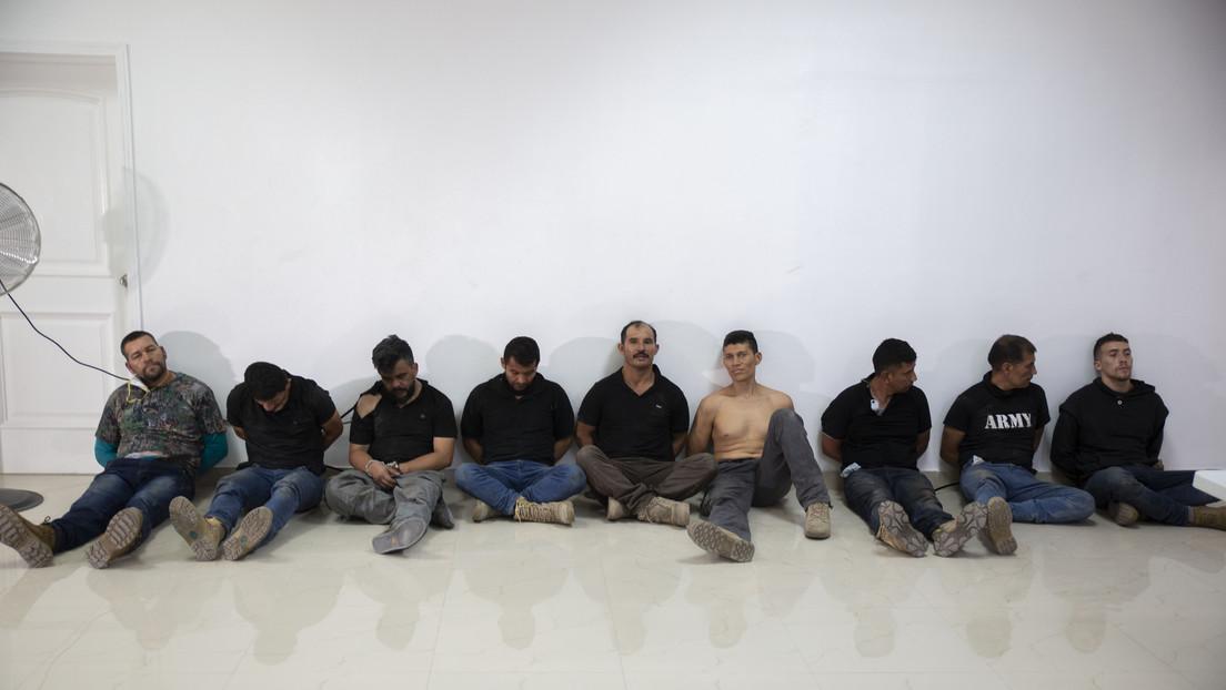 Colombianos detenidos por presunta participación en el magnicidio del presidente de Haití denuncian torturas y violaciones a sus derechos