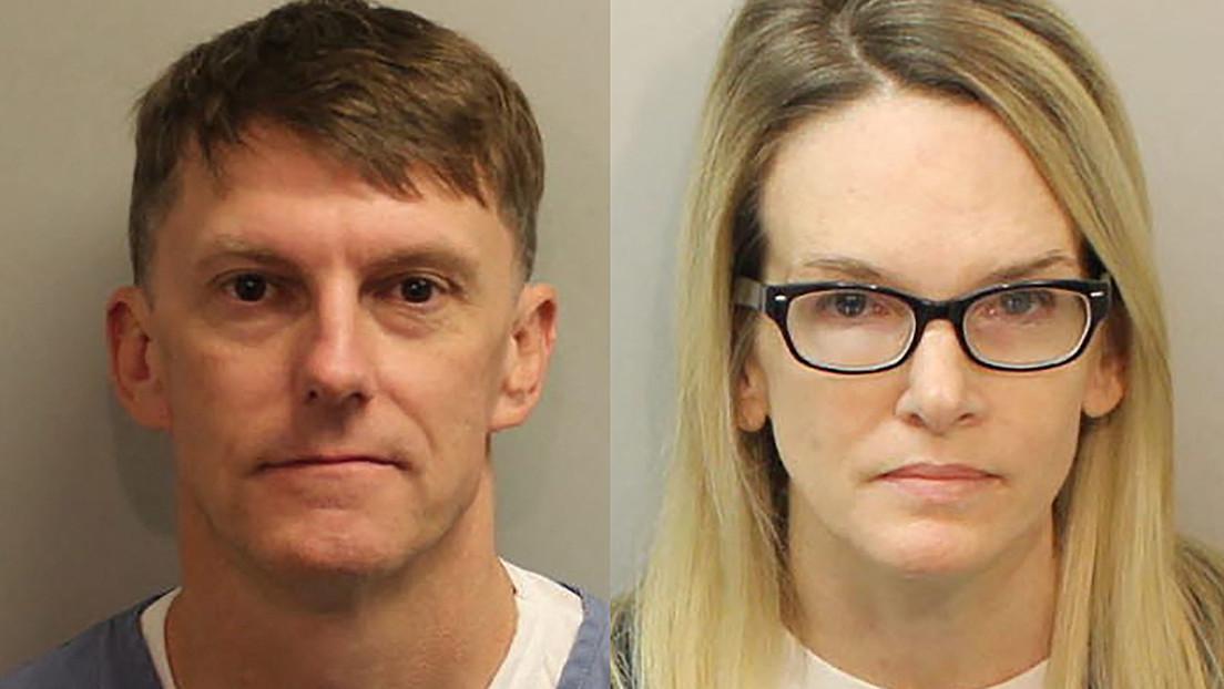 Dictan 30 años de prisión a una mujer en EE.UU. por conspirar para matar a su marido, fingiendo que se ahogó mientras cazaba patos