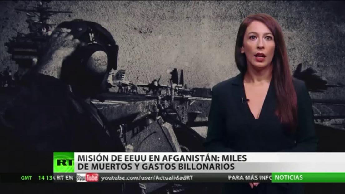 La intervención de EE.UU. en Afganistán y la retirada de las tropas sigue generando polémica