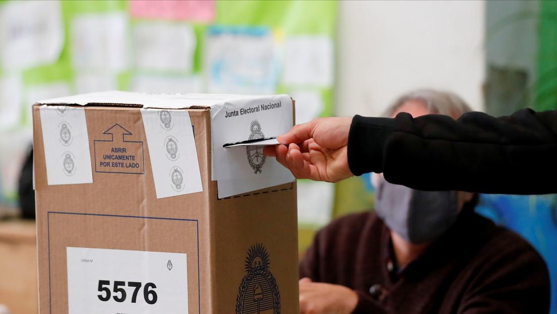 Elecciones PASO 2021 en Argentina: la opositora Juntos por el Cambio gana en las primarias en la mayoría de los distritos