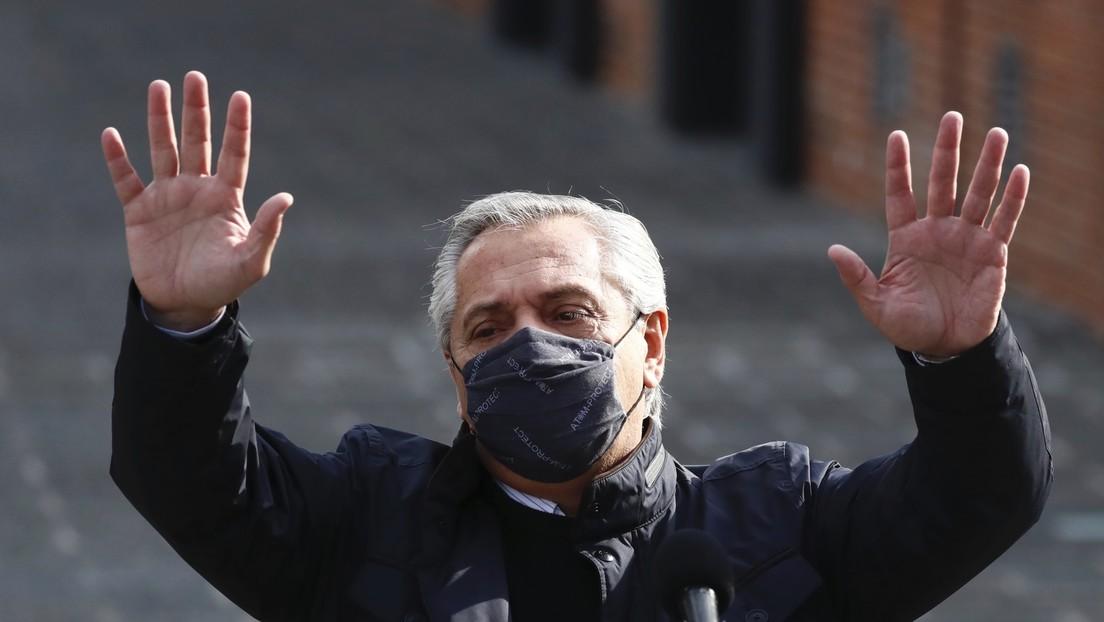 """Alberto Fernández tras la derrota del oficialismo en las primarias: """"Evidentemente algo no habremos hecho bien"""""""