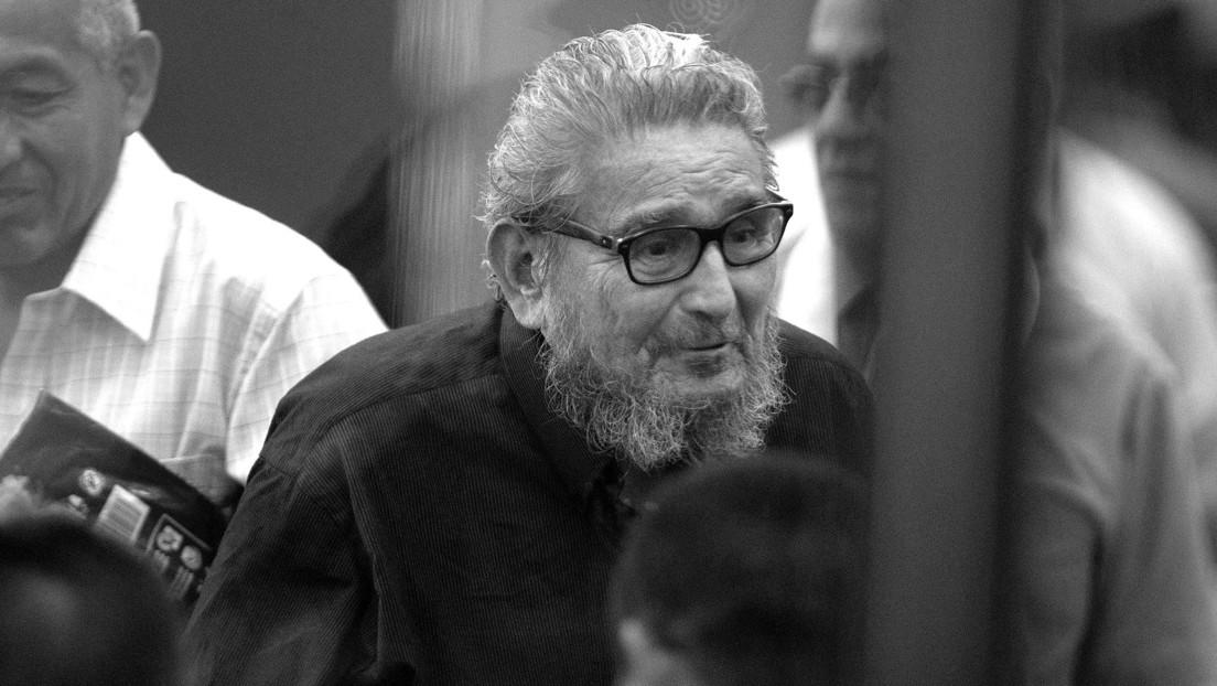 Abimael Guzmán, el líder de Sendero Luminoso, murió de neumonía