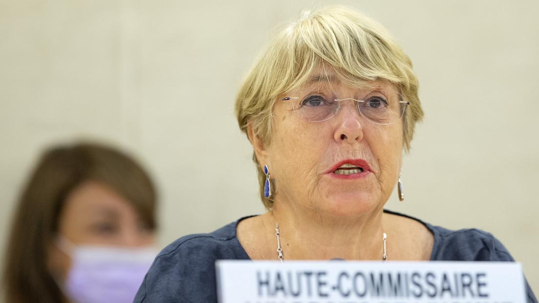 """Bachelet pide levantar las """"sanciones sectoriales"""" contra Venezuela que han agravado la situación humanitaria y económica"""