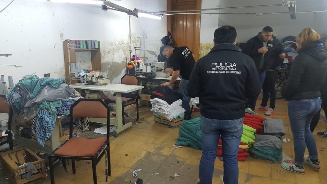 """""""Viven en condiciones infrahumanas"""": cómo son los talleres clandestinos de ropa en la Ciudad de Buenos Aires"""