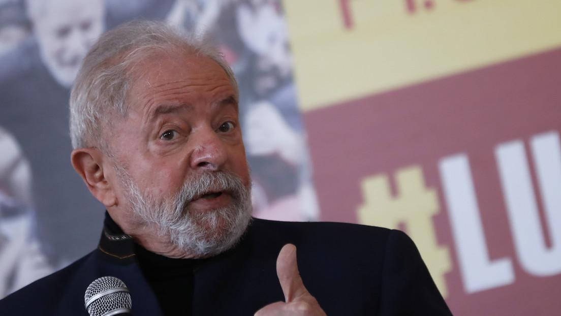 La Justicia de Brasil archiva otra investigación por corrupción contra Lula da Silva