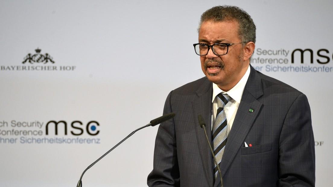 """""""Una mancha en nuestra conciencia colectiva"""": El jefe de la OMS lamenta la inequidad en la distribución de las vacunas anticovid"""
