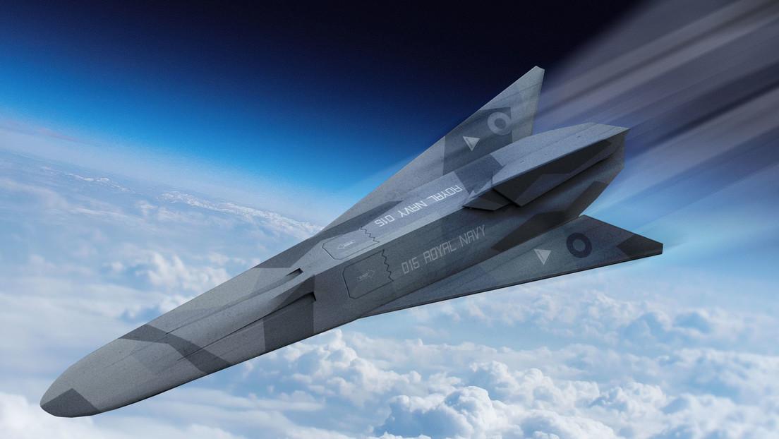 La Marina Real británica comparte la visión de su flota del futuro: drones estratosféricos y submarinos autónomos furtivos (FOTOS)