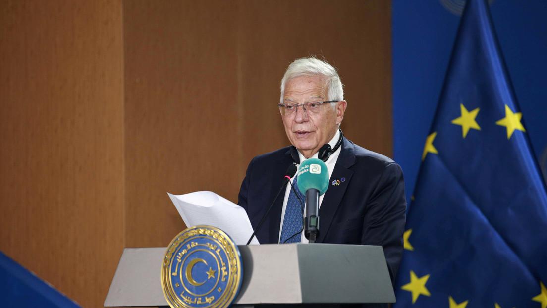 """""""¿Cómo debilitaría a la OTAN el hecho de que mañana los europeos fueran más fuertes?"""": Borrell refuta las preocupaciones de Stoltenberg"""
