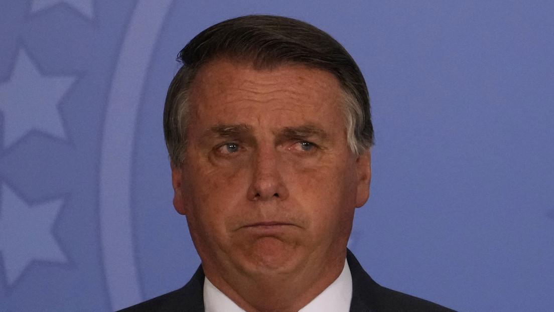 """Bolsonaro le hace guiños al Supremo y al Congreso de Brasil y ahora afirma que la armonía de los Poderes es """"la alegría del pueblo""""'"""